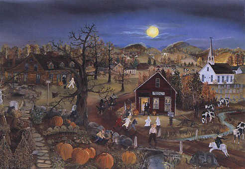 Will Moses S Limited Edition Puzzle Quot Spooky Halloween